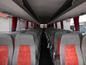 Touringcar huren Birwa Tours Damwald - Luxe Touringcar 60 persoons