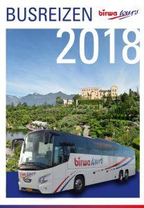 Reisgids Busreizen 2018 Birwa Tours