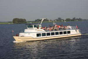 leiden cruise Birwa Tours