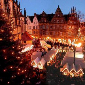 Kerstmarkt Münster - Birwa Tours
