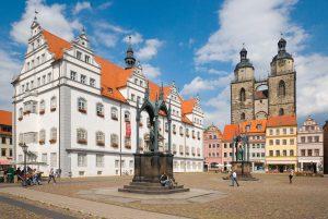 Luther Cranach Bachreis - Birwa tours