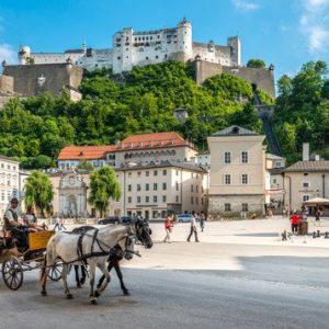 Lage landen Salzburg Birwa Tours