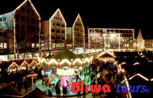 Kerstmarkt Bremen Birwa Tours