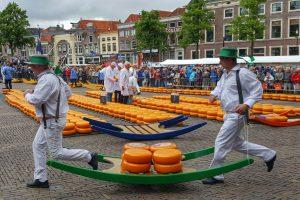 Alkmaar - Kaasmarkt - Zaanse schans - Birwa Tours