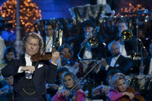 André Rieu - Birwa Tours Concertreizen - kerst