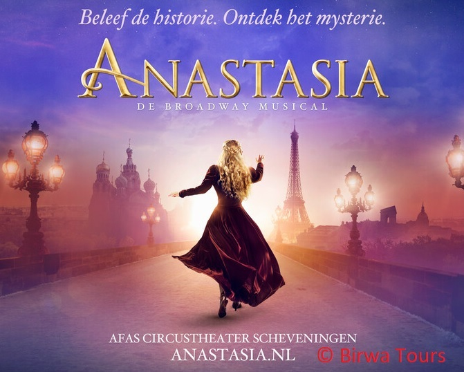 Anastasia de Musical - Birwa Tours