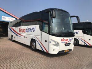 Touringcarbedrijf Birwa Tours Damwâld Friesland Groningen Drenthe