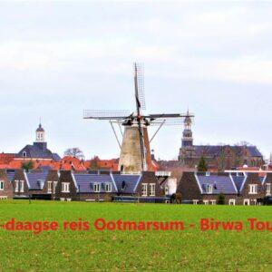 5 daagse reis Ootmarsum - Birwa Tours