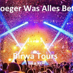 Vroeger Was Alles Beter - Birwa Tours - Busreis - Festival